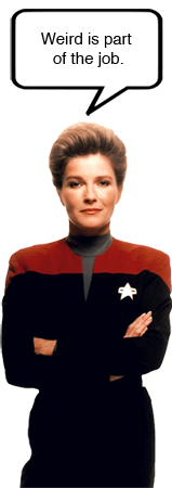 Cpt. Janeway